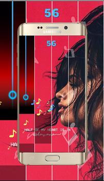 Havana camila Cabello Piano Tiles screenshot 2