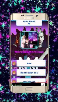 Marcus and Martinus Piano Tiles poster