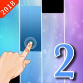 Piano Tube Tiles 2 icon