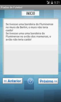 Piadas de Futebol apk screenshot