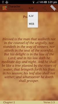 Holy Bible Quotes screenshot 3
