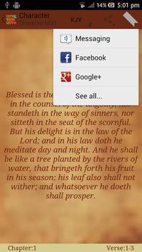 Holy Bible Quotes screenshot 1