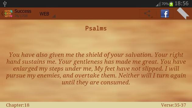 Holy Bible Quotes screenshot 4
