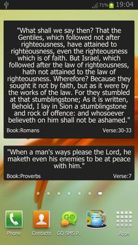 Holy Bible Quotes screenshot 5