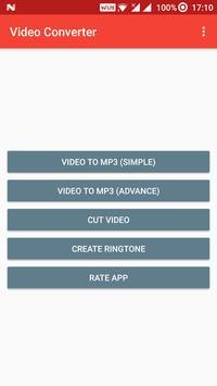 Video MP3 Converter Cutter poster