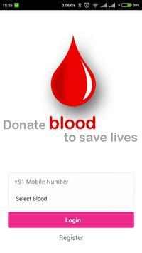 My Blood Bank apk screenshot