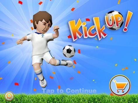Kick Up! Soccer Juggle Tricks apk screenshot