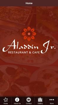 AladdinJrRestaurant poster