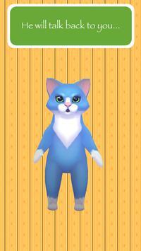 lindo gato que habla captura de pantalla 3