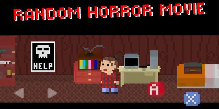 Random Horror Movie poster