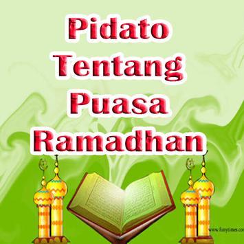 Pidato Tentang Puasa Ramadhan poster