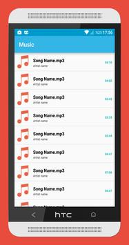 Mp3 Music Downloader screenshot 1