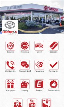 Huntington Dealership New York screenshot 1