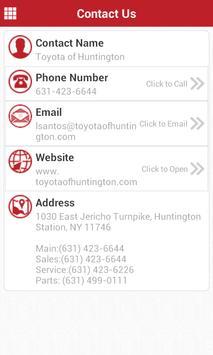 Huntington Dealership New York screenshot 4
