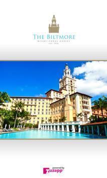 Biltmore Hotel Miami poster