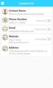 Biltmore Hotel Miami screenshot 2