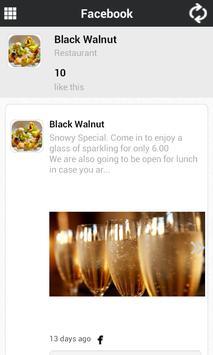 Black Walnut Restaurant apk screenshot