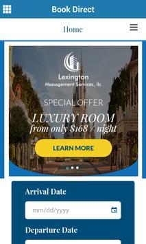 Lexington Vacation Rentals screenshot 2