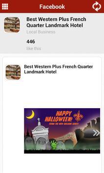BWP French Quarter Landmark screenshot 2