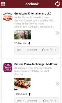 Crowne Plaza Anchorage-Midtown apk screenshot