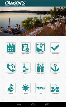 Cragun's Resort on Gull Lake apk screenshot