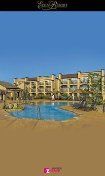 Eden Resort & Suites poster