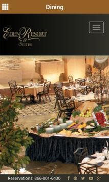 Eden Resort & Suites apk screenshot
