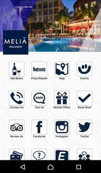 Melia Orlando apk screenshot
