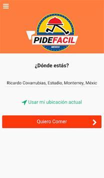 PideFacil.mx poster