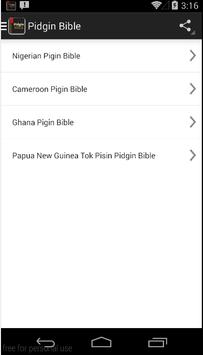 Pidgin bible with audio apk download free books reference app pidgin bible with audio apk screenshot publicscrutiny