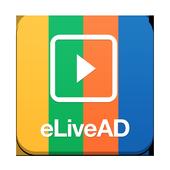 eLiveAD Digital Signage Player icon