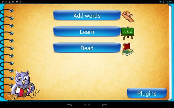 Shuett - Memorize polish words apk screenshot