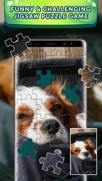 Jigsaw Puzzles screenshot 8