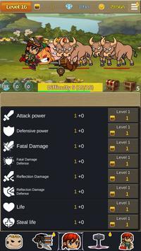 HoneyJam Hero - Infinity idle hero screenshot 3