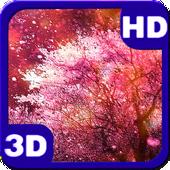 Purple Cherry Blossoms Spring Wind icon