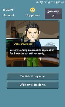 CEO Simulator apk screenshot