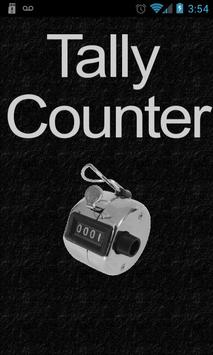 Simple Tally Counter poster