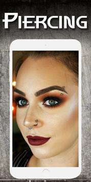 Piercing photo editor - Fake piercings screenshot 11