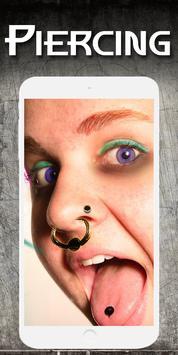 Piercing photo editor - Fake piercings screenshot 5