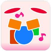 Tap Drummer (Groove Music) icon