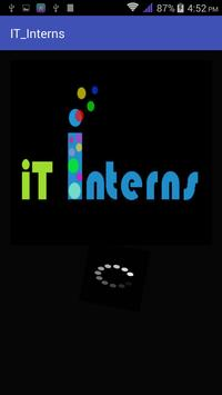 IT_Interns poster