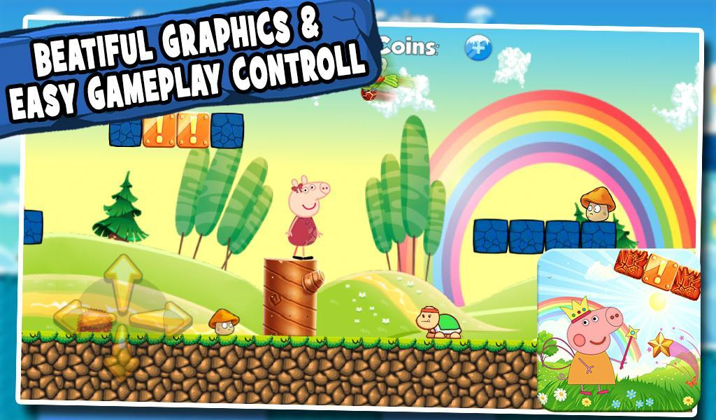 Pepa Pige Amazing World The Pig Adventure For Android Apk Download