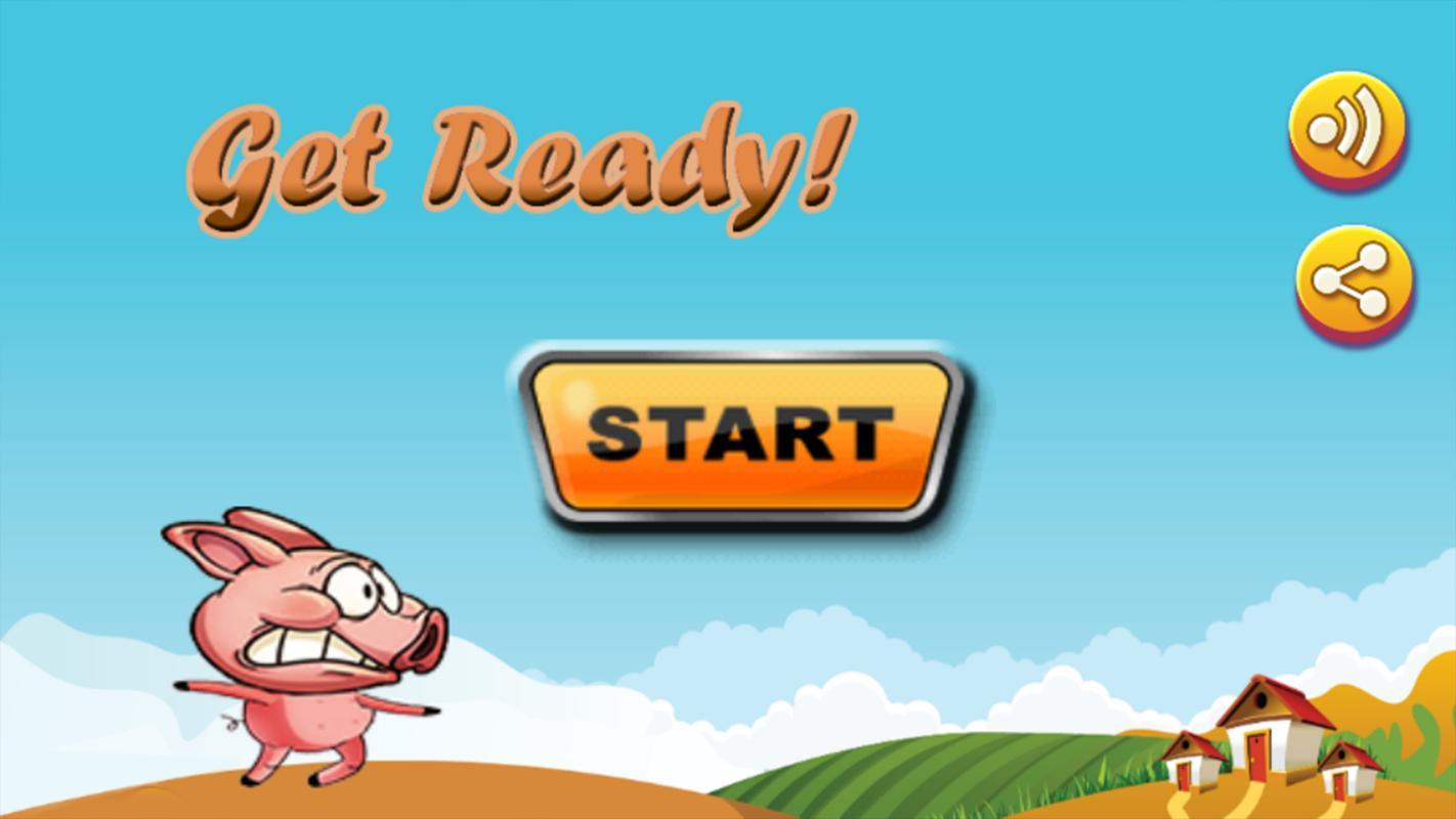 Run Pig Master poster Run Pig Master apk screenshot ...