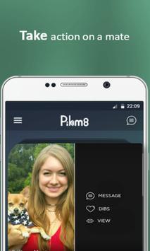 Pikm8 screenshot 2