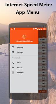 Internet Speed Meter Lite apk screenshot
