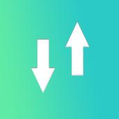 Internet Speed Meter icon