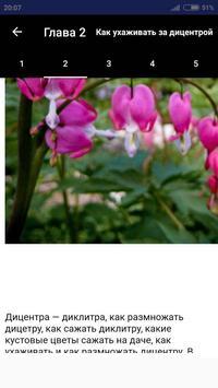 Цветы на даче screenshot 2