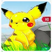 Pikachu Cute Wallpapers HD icon