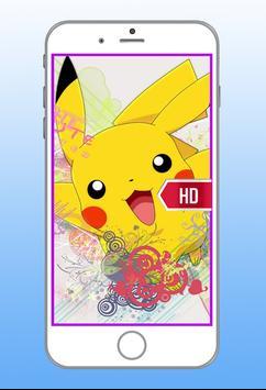 Pikachu Cute Wallpapers HD poster
