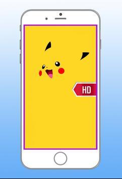 Pikachu Cute Wallpapers HD apk screenshot